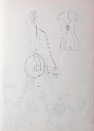 RC Mannequin Sketch 2