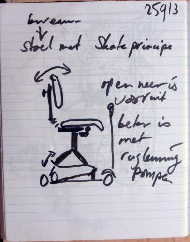 Rocking Chair moving by Rockboard
